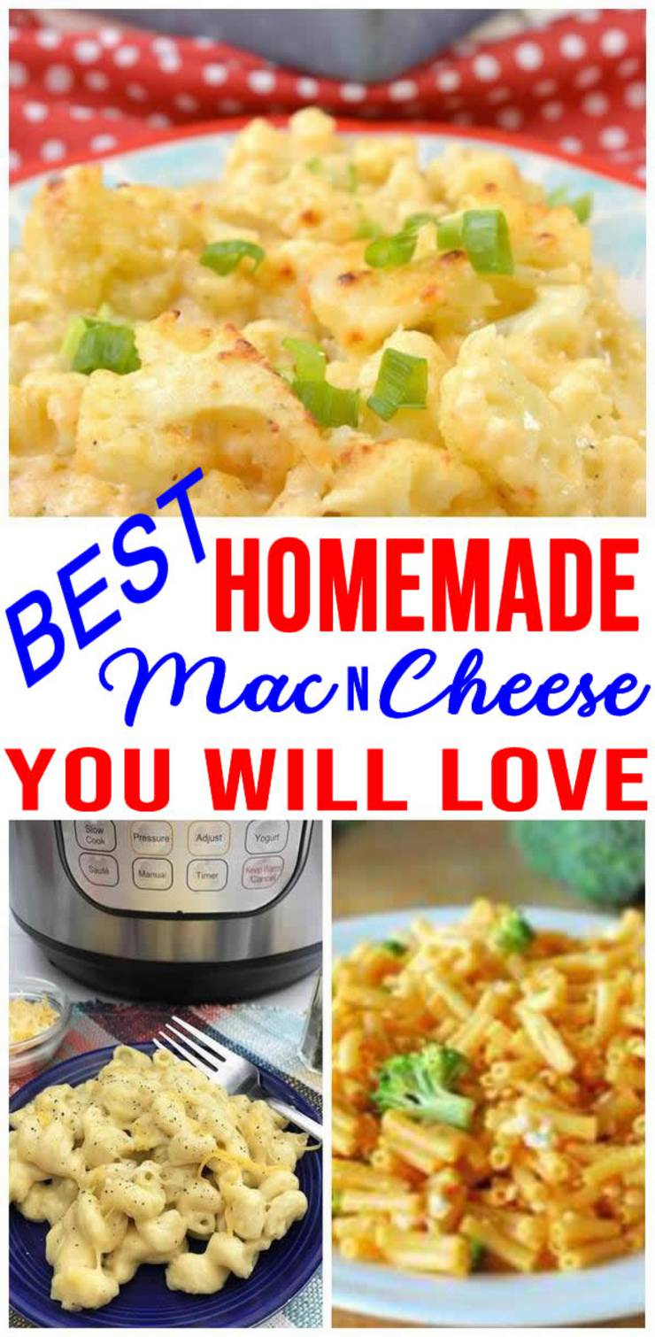 Homemade-Mac-and-Cheese-Recipes