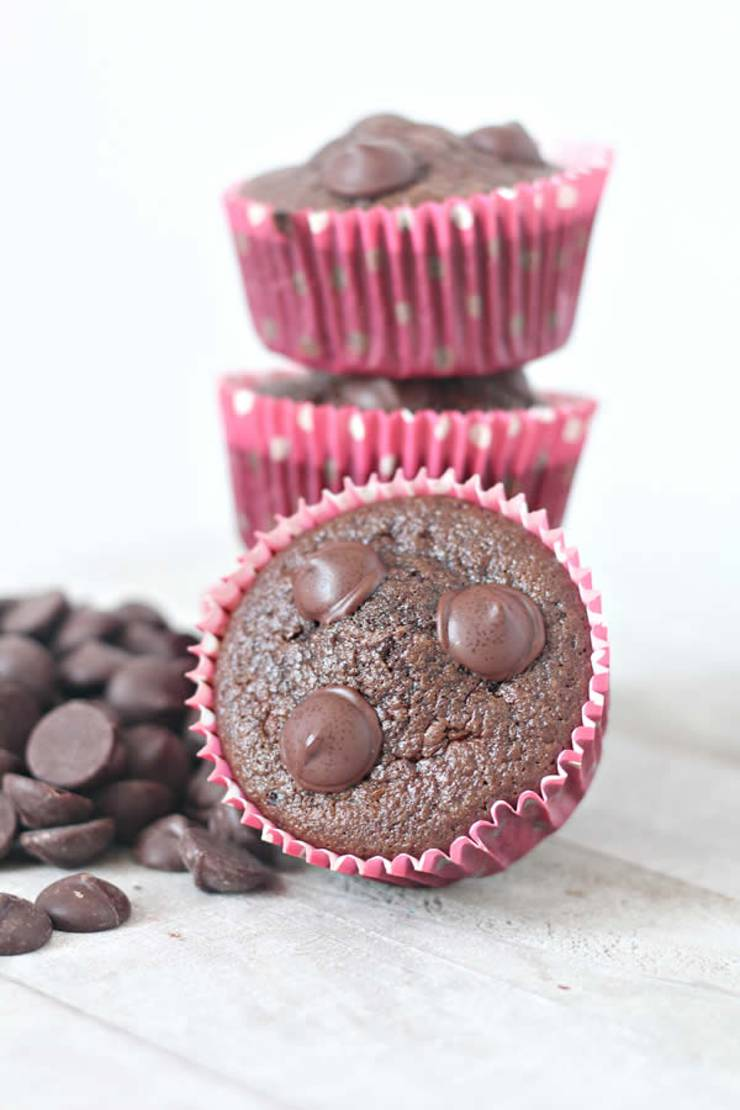 BEST Keto Muffins_Low Carb Chocolate Muffin Idea_Quick & Easy Ketogenic Diet Recipe_Completely Keto Friendly