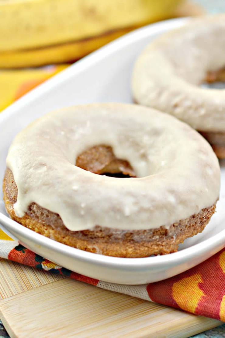 BEST Keto Donuts! Low Carb Baked Glaze Donut Idea – Quick & Easy Ketogenic Diet Recipe – Completely Keto Friendly