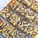 Weight Watchers Chocolate Cookies - BEST WW Recipe - Cookie Bars - Treat - Dessert - Snack with Smart Points