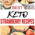 5 Keto Strawberry Recipes - BEST Low Carb Strawberry Ideas – Easy Ketogenic Diet Ideas