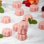 Keto Strawberry Fat Bombs – BEST Strawberry Cheesecake Fat Bombs – Easy NO Sugar Low Carb Recipe – Savory NO Bake Ketogenic Diet Snacks
