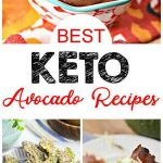 7 Keto Avocado Recipes – BEST Low Carb Keto Avocado Ideas – Easy Ketogenic Diet Ideas