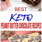 21 Keto Peanut Butter Chocolate Recipes - BEST Low Carb Keto Chocolate Peanut Butter Ideas – Easy Ketogenic Diet Ideas