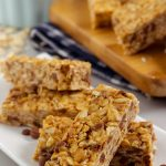 Weight Watchers No Bake Peanut Butter Chocolate Bars – BEST WW Recipe – Breakfast – Treats – Desserts – Snacks with Smart Points