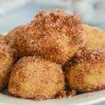Keto Donuts - Super Yummy Low Carb Donut Holes Recipe - BEST Cinnamon Sugar Donuts For Ketogenic Diet