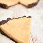 Keto No Bake Pie – BEST Low Carb Keto Peanut Butter Chocolate Pie Recipe – Easy NO Sugar – Gluten Free