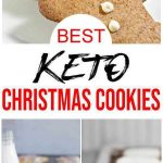 15 Keto Christmas Cookies - EASY and BEST Low Carb Holiday Cookie Recipes - Holiday Baking - Gluten Free