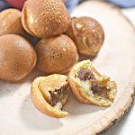 BEST Keto Muffins! Low Carb Mini Nutella Stuffed Pancake Bites Idea – Quick & Easy Ketogenic Diet Recipe – Completely Keto Friendly – Sugar Free – Gluten Free