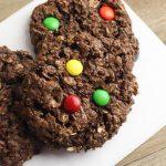 Monster Cookies! EASY Nutella Monster Cookie Recipe – Simple Desserts – Breakfast – Kids Parties