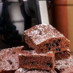 BEST Keto Brownies! Low Carb Air Fryer Brownie Idea – Quick & Easy Ketogenic Diet Chocolate Recipe – Beginner Keto Friendly – Desserts – Snacks
