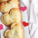 Kids Party Food! BEST Heart Hand Pies Recipe – 4 Ingredient – Easy – Cheap Ideas - Simple Desserts – Snacks – Kids Parties – Slumber Party - Valentine Party Food