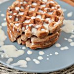 BEST Keto Chaffles! Low Carb Cinnamon Roll Chaffle Idea – Homemade – Quick & Easy Ketogenic Diet Recipe – Keto Friendly & Beginner – Desserts – Snacks - Breakfast