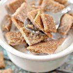 Keto Cereal! BEST Low Carb Keto Cinnamon Toast Crunch Cereal Idea – Quick & Easy Ketogenic Diet Recipe – Beginner Keto Friendly – Breakfast – Desserts – Snacks