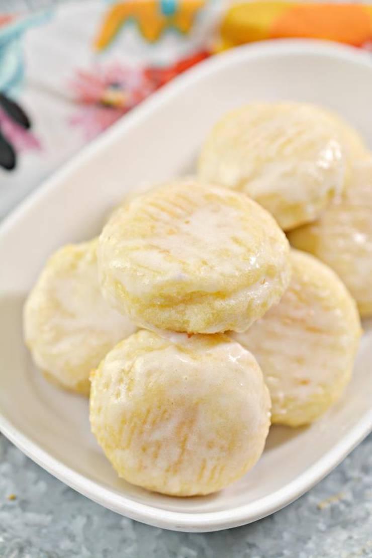 Keto Donuts! BEST Low Carb Fathead Dough Glaze Mini Donuts Idea – Quick & Easy Ketogenic Diet Recipe – Keto Friendly & Beginner – Desserts – Snacks - Breakfast