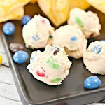 BEST Keto Fat Bombs! Low Carb Keto Peanut Butter Monster Cookie M & M Candy Fat Bombs Idea – No Bake – Sugar Free – Quick & Easy Ketogenic Diet Recipe – Keto Friendly & Beginner – Desserts – Snacks