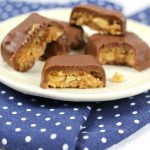 Weight Watchers Snickers Candy – BEST Chocolate Snickers Candy Bites WW Recipe – Chocolate – Desserts – Treats – Snacks with Smart Points