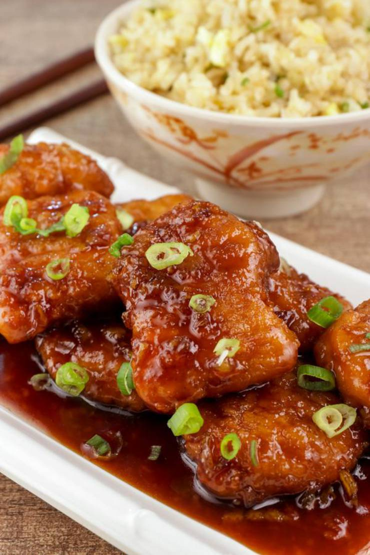 5 Ingredient Orange Chicken – EASY Chinese Food – BEST Chicken Dinners – Orange Chicken Sauce Recipe – Homemade Dinner – Lunch – Side Dishes