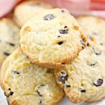 BEST Keto Cookies! Low Carb Keto Chocolate Chip Cookie Idea – Simple Sugar Free – Gluten Free - Quick & Easy Ketogenic Diet Recipe – Desserts - Snacks - Treats