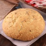 Keto Bread! BEST Low Carb Keto Garlic Rosemary Bread Idea – Quick & Easy Ketogenic Diet Recipe – Beginner Keto Friendly – Snacks – Lunch - Dinner - Side Dishes – Appetizers