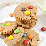 5 Ingredient Weight Watchers Cookies – BEST WW Peanut Butter M & M Candy Idea – BEST WW Recipe – Treat – Desserts – Snacks with Smart Points