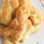 Weight Watchers Pretzels – BEST WW Soft Pretzel Knots Recipe – Easy - Simple - Quick - Snacks – Appetizers – Snack with Smart Points