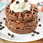 BEST Keto Chaffles! Low Carb 3 Musketeers Chaffle Idea – Homemade – Quick & Easy Ketogenic Diet Recipe – Completely Keto Friendly