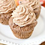 Keto Cupcakes – Super Yummy Low Carb 3 Musketeers Cupcakes Recipe – Chocolate Treats For Ketogenic Diet With Frosting – Desserts – Snacks