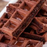 BEST Keto Waffles! Low Carb Keto 3 Musketeers Waffle Sticks Idea – Quick & Easy Ketogenic Diet Recipe – Completely Keto Friendly