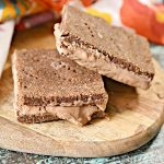 Keto Ice Cream Sandwich – BEST Chocolate Ice Cream Sandwich Recipe – {Easy} NO Sugar Low Carb Recipe – Desserts – Snacks