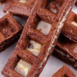 Keto Oreo Waffle Sticks – BEST Low Carb Recipe – Breakfast – Treat – Desserts – Snack For Ketogenic Diet – Gluten Free – Sugar Free