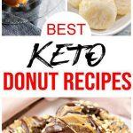 12 Keto Donut Recipes – BEST Low Carb Keto Donut Ideas – Easy Ketogenic Diet Snacks – Breakfast - Desserts – Lunch - Dinner - Snacks