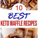 10 Keto Waffle Recipes – BEST Low Carb Keto Waffle Ideas – Easy Ketogenic Diet Snacks – Breakfast – Desserts – Snacks