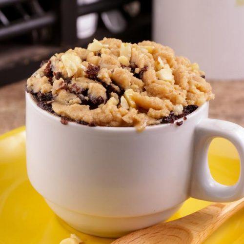 keto-butterfinger-mug-cake