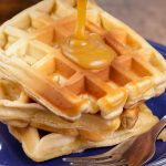 BEST Keto Waffles! Low Carb Keto Caramel Waffle Idea – Quick & Easy Ketogenic Diet Recipe – Completely Keto Friendly