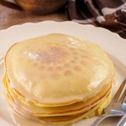 BEST Keto Pancakes! Low Carb Keto Glaze Donut Fluffy Pancake Idea – Quick & Easy Ketogenic Diet Recipes – Completely Keto Friendly – Gluten Free – Sugar Free
