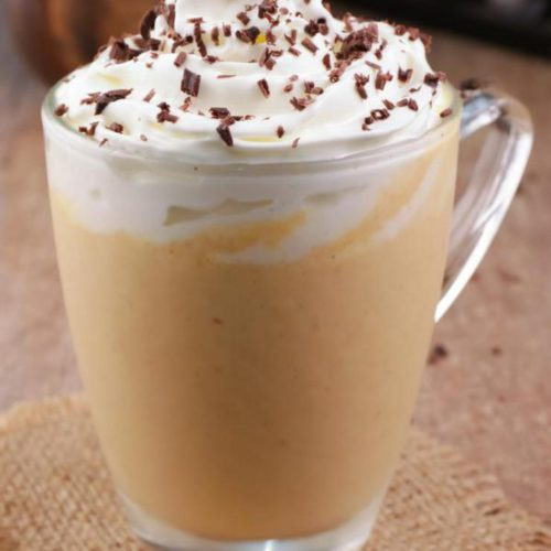 Alcoholic Drinks – BEST Spiked Boozy Pumpkin White Hot Chocolate Recipe – Easy and Simple Fall Cocktail Alcohol Drinks