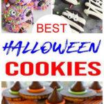 7 Halloween Cookies - EASY Halloween Cookie Recipes - Decorated Cookie Ideas