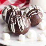 Hot Chocolate Bombs - Easy Chocolate Bomb Recipe