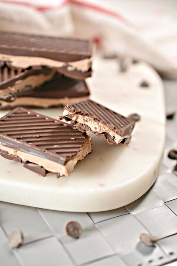 Keto 3 Musketeers Candy Bars