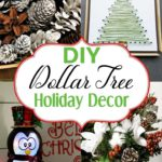 BEST Dollar Store Christmas Decor! DIY Holiday Decoration Ideas – Learn How To Make Decor To Make Your Home Look Amazing – Dollar Tree Hacks – Homemade Christmas Decor