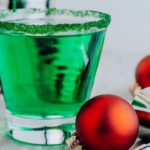 Alcoholic Drinks – BEST Grinch Margarita Recipe – Easy and Simple Christmas On The Rocks Alcohol Drinks