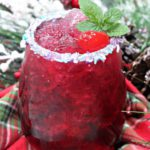 Alcoholic Drinks – BEST Sugar Plum Christmas Recipe – Easy and Simple On The Rocks Alcohol Drinks