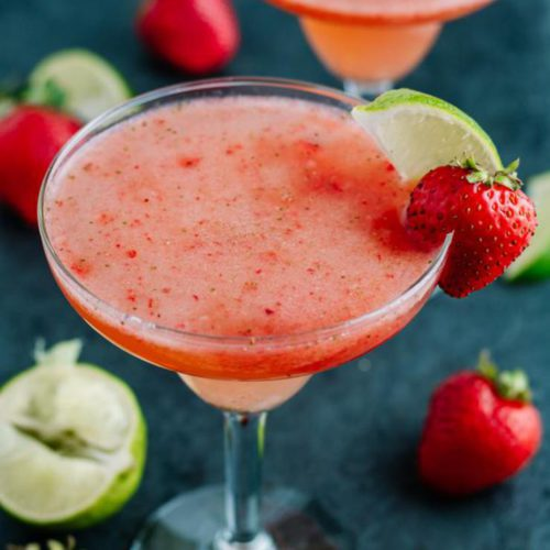 Alcoholic Drinks – BEST Champagne Margarita Recipe – Easy and Simple Alcohol Drinks
