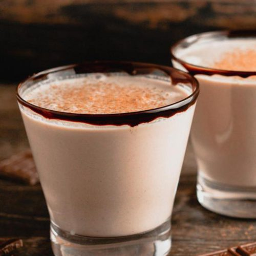 Alcoholic Drinks – BEST Chocolate White Russian Cocktail Recipe – Easy and Simple Alcoholic Drinks