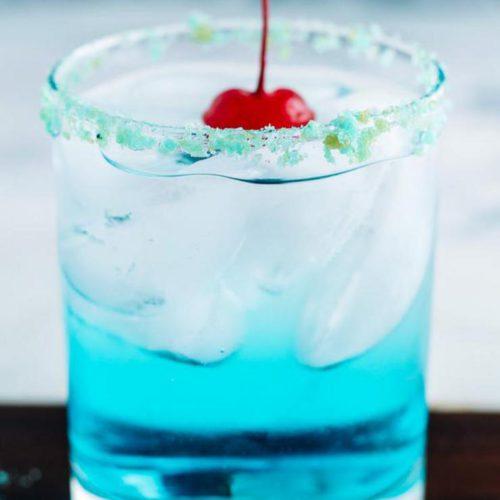 Confetti Mocktail – How To Make Non Alcoholic Confetti Punch – Easy & Quick Recipe – Fun Kids Juice – Party Idea – Candy DIY