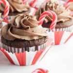 Peppermint Mocha Cupcakes – BEST Chocolate Peppermint Recipe – {Easy} Chocolate Cupcakes – Party Food - Desserts – Snacks