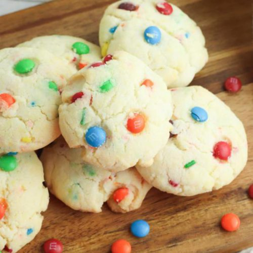 EASY Gluten Free Cookies – Quick and Simple GF Funfetti Cookie Recipe