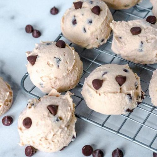 Keto Fat Bombs! BEST Low Carb Keto Cookie Dough Fat Bombs Idea – No Bake – Sugar Free – Quick & Easy Ketogenic Diet Recipe – Completely Keto Friendly