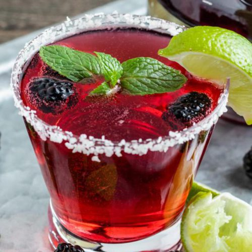 Alcoholic Drinks – BEST Chambord Margarita Recipe – Easy and Simple Alcohol Drinks